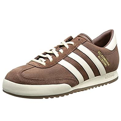 Mens Brown Trainer Shoes