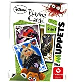 The Muppets Playing Cards