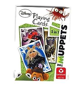 ASS Altenburger Spielkarten The Muppets assano en caja plegable