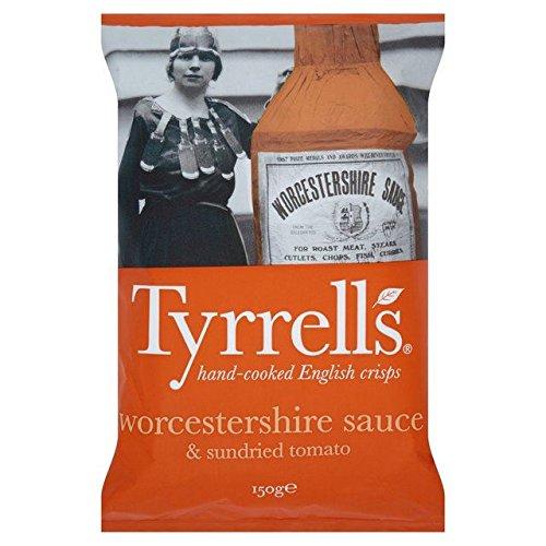 Tyrrells Worcestersauce Und Getrockneten Tomaten Chips 150G