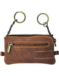 Jockey Club Estuche de llaves, marrón (Marrón) - 8211