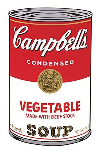 Andy Warhol - Campbell Póster Impresión