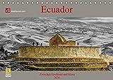 Ecuador 2020 Zwischen Hochland und Küste (Tischkalender 2020 DIN A5 quer): Ecuador - kleines Land mit vielen Facetten (Monatskalender, 14 Seiten ) (CALVENDO Orte) -