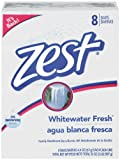 Zest 8-Bar Bath Size Soap, Whitewater Fr...