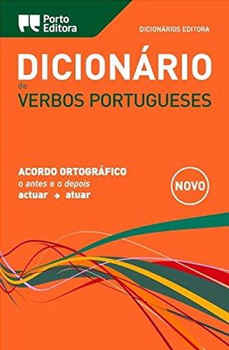 Dicionario De Verbos Portugueses por Editora