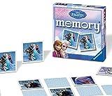 Ravensburger 21111 1 - Memory Pocket Frozen Disney