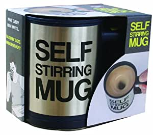 Die selbstrührende Tasse – Lazy Mug