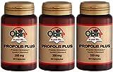 Propolis Plus 90 cápsulas de Obire. (Pack 3u.)