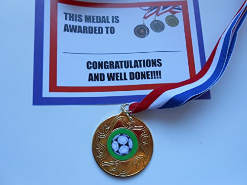 football-medals-with-ribbon-choice-of-gold-silver-or-bronze-and-certificate
