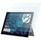 Bruni Schutzfolie für Microsoft Surface 3 Folie - 2 x glasklare Displayschutzfolie