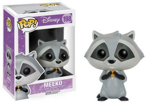 Funko 8656 POP Vinylfigur: Disney: Pocahontas: Meeko