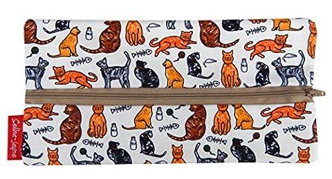 Selina-Jayne Cats Limited Edition Designer Pencil Case
