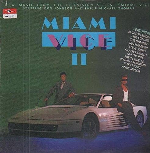 Miami Vice II (1986) [Vinyl LP]