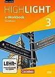 English G Highlight  3: 7. Schuljahr Hauptschule. e-Workbook auf CD-ROM Bild