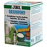 JBL Desinfektionsmittel für Aquarien, Zubehör und Dekoration und Terrarien, Desinfekt, 20091