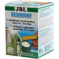 JBL 20091 Desinfektionsmittel für Aquarien Zubehör und Dekoration und Terrarien Desinfekt