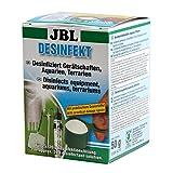 JBL 20091 Desinfektionsmittel für Aquarien Zubehör und Dekoration und Terrarien