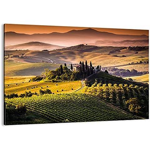 Cuadro sobre lienzo - de una sola pieza - Impresión en lienzo - Ancho: 100cm, Altura: 70cm - Foto número 2465 - listo para colgar - en un marco -