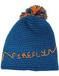 Firefly Bonnet pour enfant Anton Blue Bleu pétrole/orange–Taille unique