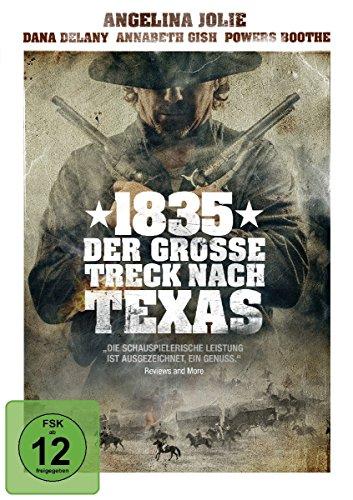 1835 – Der große Treck nach Texas [Alemania] [DVD] 51La8XIj 2BwL