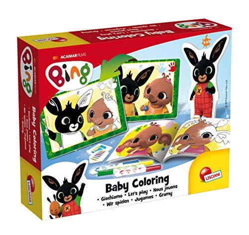 Lisciani giochi 75836 bing baby giochiamo
