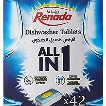 رينادا أقراص غسيل الصحو ن ، اقراص ، 42 قرص