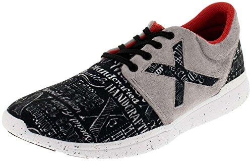 Basket, color Gris , marca MUNICH, modelo Basket MUNICH VENT Gris gris - GRIS
