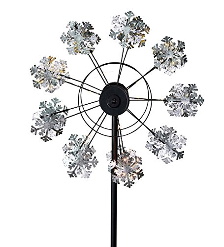 viento-weather-copo-de-nieve-solar-wind-spinner-color-blanco-led-luces-metalico-plata-acabado-doble-