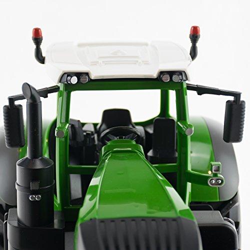 RC Auto kaufen Traktor Bild 6: efaso E351-003 1:16 2,4 GHz RC Trecker mit Anhänger und Licht- und Soundeffekten - Komplett RTR*