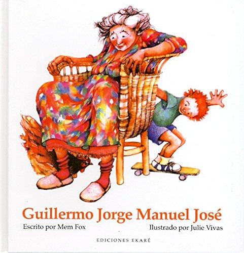 Guillermo Jorge Manuel José (Bosque de libros)