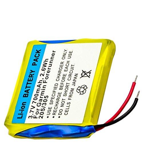 garmin-forerunner-205-batteria-forerunner-305-batteria-di-ricambio