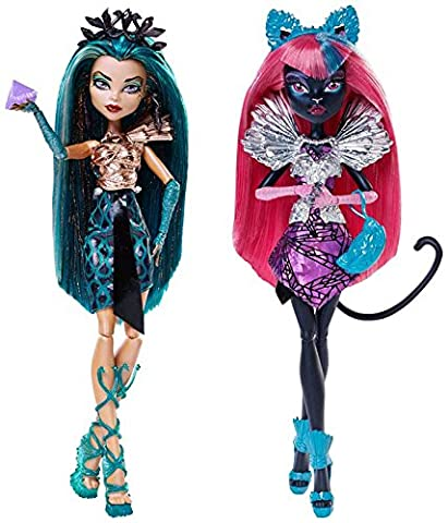 Nefera De Nile - POUPEE GALA BY BY MONSTER HIGH