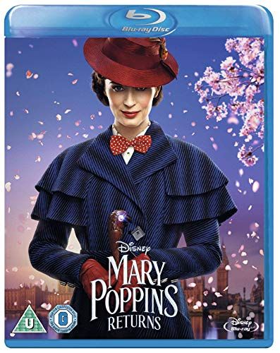 Picture of Mary Poppins Returns Blu-ray (Includes Sing-Along Version)
