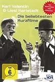 DVD Cover 'Karl Valentin & Liesl Karlstadt - Die beliebtesten Kurzfilme