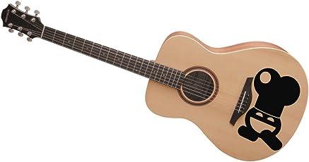 meSleep Mini Chef Guitar Sticker