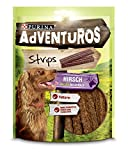 Adventuros Hundesnack Strips, (6 x 90 g)