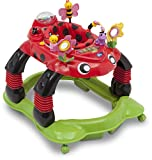 Delta Children Sadie the Ladybug Lil' Play Station 3-in-1 Activity Walker