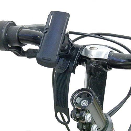 Sicherungsgurt Fahrrad Halterung und Cradle für Garmin Oregon 200 gps (SKU 30154) (Garmin Oregon 550t Gps)