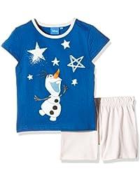 Disney Frozen Shortama-Pijama Niños