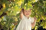 Mädchen Sommer Weiß Rock Kleid - Baby Engel S...Vergleich