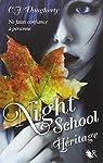 Night School, Tome 2 : Héritage par Daugherty