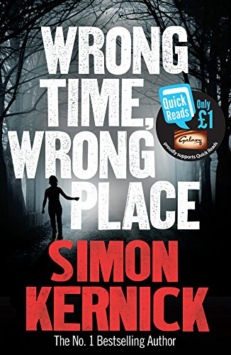 Wrong Time, Wrong Place (Quick Reads 2013) por Simon Kernick