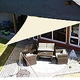 BB Sport Tenda Velo Sole 2m x 2.5m Terracotta Rettangolare Vela Sole Ombreggiante 100/% PES Protezione Solare UV 30 Parasole Giardino Esterni