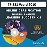 77-881 Word 2010 Online Certification Video Learning Made Easy