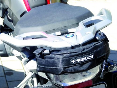 Preisvergleich Produktbild Held Toolbag BMW GS 1200 passend ab Baujahr 2013 Hecktasche Motorradhecktasche