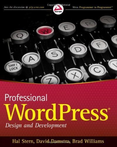 Professional WordPress: Design and Development by Hal Stern (2010-04-05)