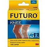Futuro Comfort Lift Adjustable Beige Knee Support - Medium (36.8 cm - 43.2 cm)