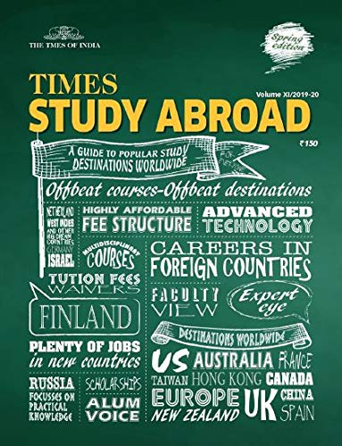 TIMES STUDY ABROAD 2019 - SPRING EDITION