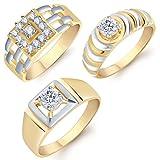 Sukkhi Incredible Gold Plated CZ Set of ...