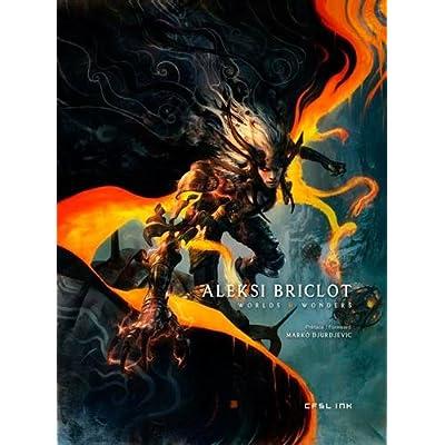 Aleksi Briclot : Worlds & Wonders